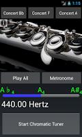 Screenshot of Easy Flute - Flute Tuner