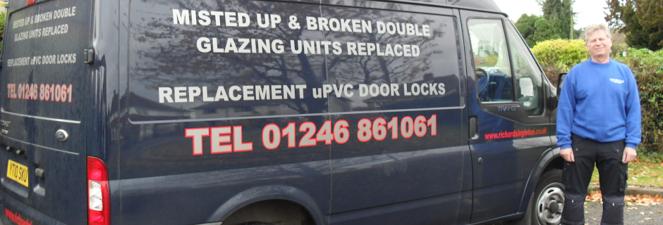 Richard Singleton, Double Glazing Repairs