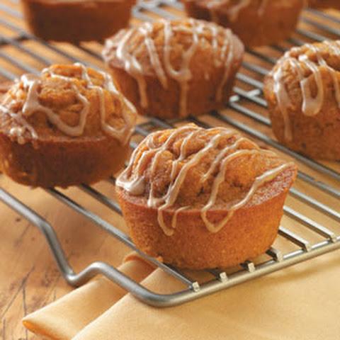 Cinnamon-Crunch Sweet Potato Muffins Recipe — Dishmaps