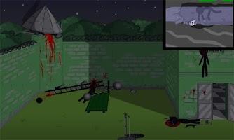 Screenshot of Stickman Prison Escape