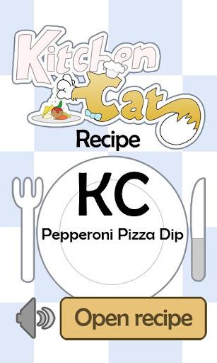 KC Pepperoni Pizza Dip