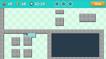 Screenshot of Snake & Snack