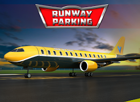 Screenshot of Runway Parking - 3D Plane game