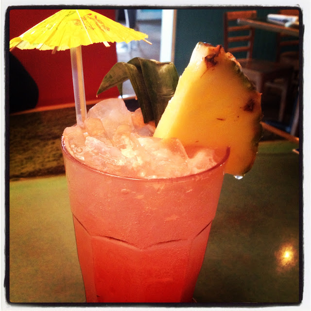 Island Paradise non alcoholic