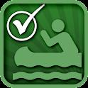 CANOE KAYAK TRIP PLANNER icon