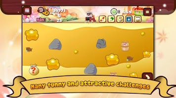 Screenshot of Gold Digger Fantastic