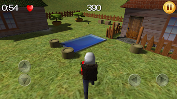 Screenshot of Lawn Mower Game 3D