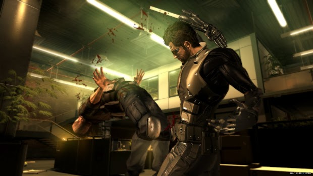 Deus Ex: Human Revolution Director's Cut arrives in Europe today