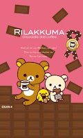 Screenshot of Rilakkuma LiveWallpaper 4