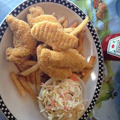 GF chicken tenders