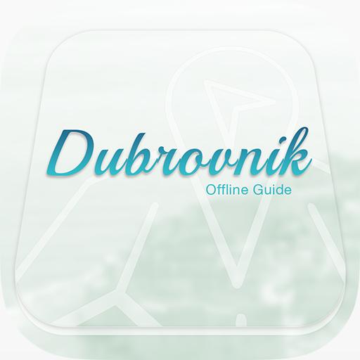 Android aplikacija Dubrovnik, Croatia Offline Map na Android Srbija