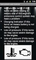 Screenshot of Car Tips & Tricks