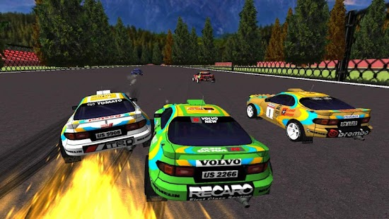 Sprint Racing - screenshot