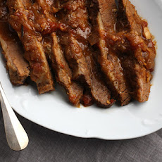 Spice and Herb Oven-Braised Brisket Recipe