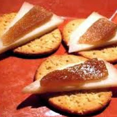 Manchego Cheese with Quince Paste