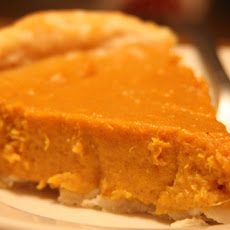 Cheesecake Factory's  Original Recipe for Pumpkin Pie Filling