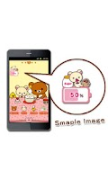 Screenshot of Rilakkuma Battery Widget 2