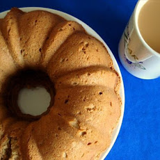Coffee Cream Cheese Bundt Cake