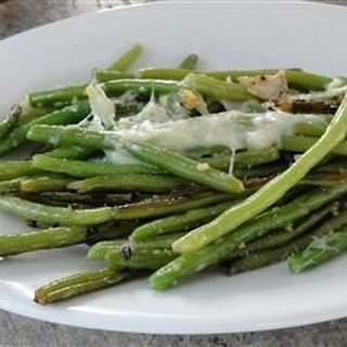 Garlic Wine String Beans