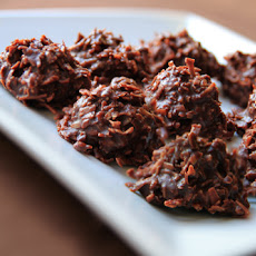 No Bake Chocolate Macaroons( A.k.a. Chocolate Frogs!!)