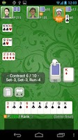 Screenshot of Contract / Shanghai Rummy Free