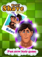 Screenshot of Beard Shave Salon – Hairy Face