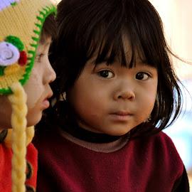 Burmese Street Kids by Scott Anderson - Babies & Children Children Candids ( myanmar, street, children, kids, burma )