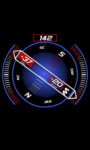 Inclinometer +Compass