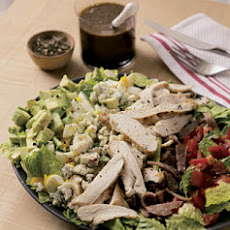 Cobb Salad with Balsamic Shallot Vinaigrette