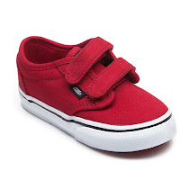 Vans Toddler Double Strap Trainer PRAM