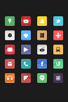 Screenshot of Peek Icon Pack