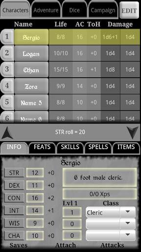 Pocket Game Master DEMO