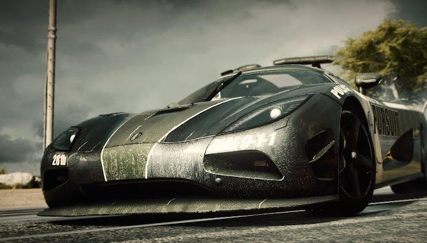Need for Speed: Rivals looks best on PS4