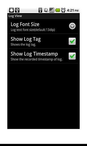 【免費工具App】LogViewer Lite (LogCat)-APP點子