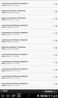 Screenshot of Logistimo