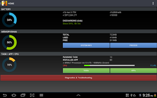 Screenshot of Smart Battery Saver