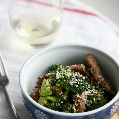 Simple Beef and Broccoli Stir Fry