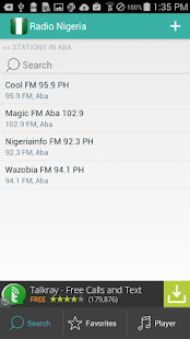 Radio Nigeria - screenshot