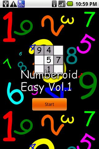 玩解謎App|Numberoid Easy Vol.1免費|APP試玩