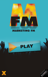 Marketing FM - screenshot