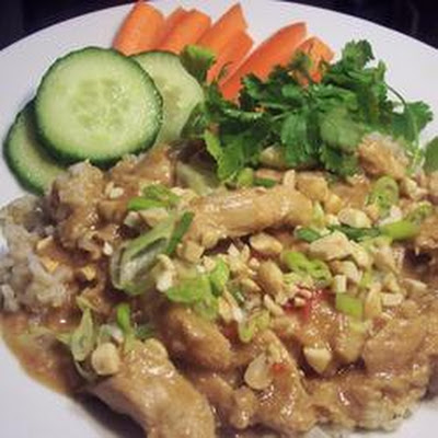Slow Cook Thai Chicken