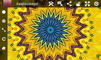 Screenshot of Kaleidoscope Pro Upgrade