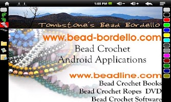 Screenshot of Why Bead Crochet? Gallery 1