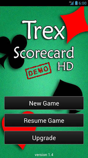 Trex Scorecard HD free