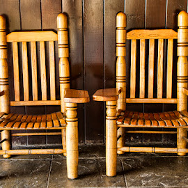 Resting! by Fred Herring - Artistic Objects Furniture