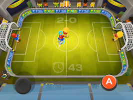 Screenshot of Football Blitz