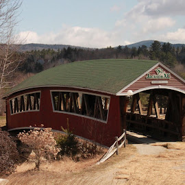 Jackson, NH by Andy Kohn - Buildings & Architecture Bridges & Suspended Structures