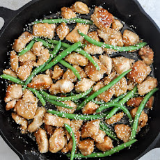 Simple Sesame Chicken
