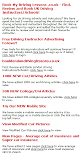 BOOK MY DRIVING LESSONS - screenshot