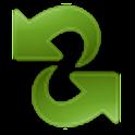 미디어 재탐색 icon
